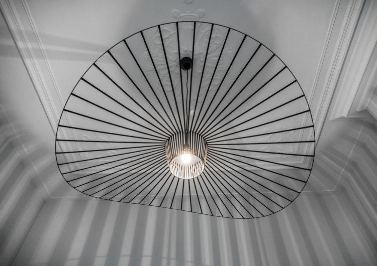 Herenhuis lamp eettafel