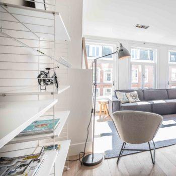 Appartement Amsterdam verbouwen & inrichten