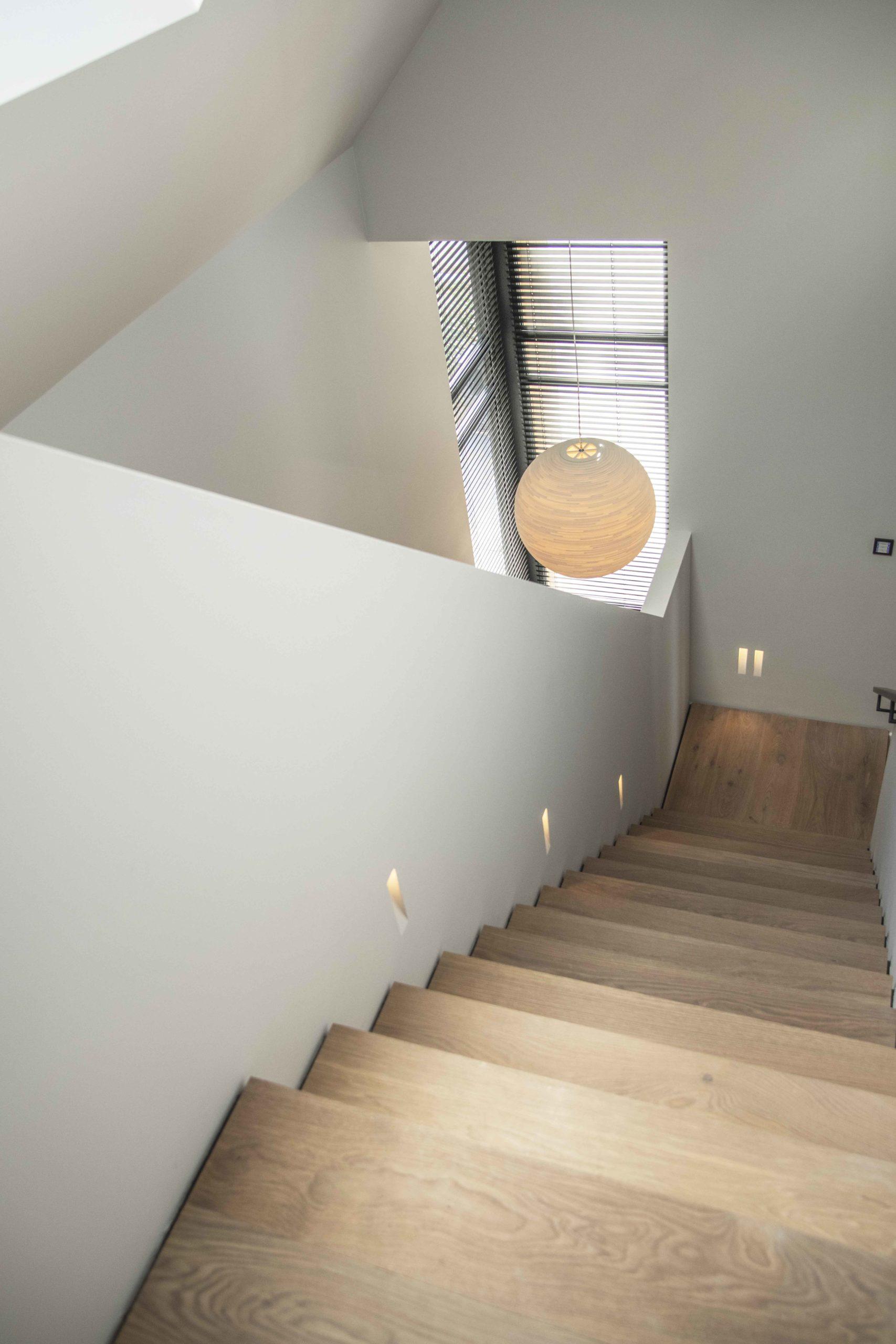 Nieuwbouw woonhuis interieurontwerp