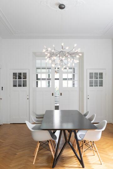 Interieuradvies voor verlichting, raambekleding, meubels en kleur